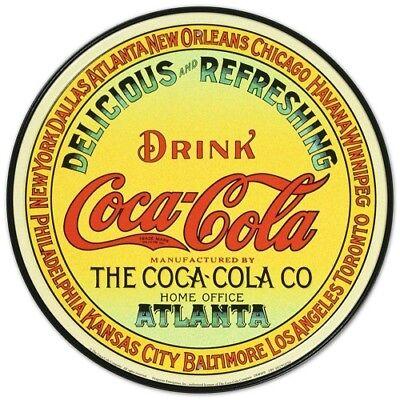 Coke Keg Label Atlanta 12