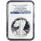 American Eagle Proof PR 70 NGC Silver Bullion Coins