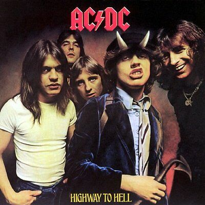 AC/DC - HIGHWAY TO HELL LP VINYL ALBUM (2003 REMASTER)