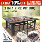 Grill/Smoker Combination Unit BBQs with Cover