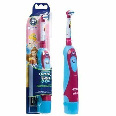 BRAUN DB-4510K ORAL-B PRINCESAS CEPILLO DENTAL ELECTRICO A PILAS