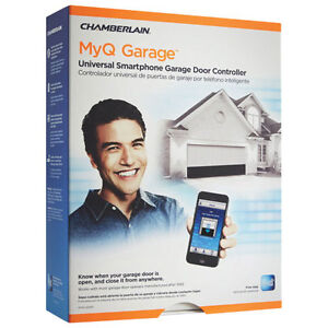Chamberlain MYQ G0201C - WIFI ready to control from smartphone
