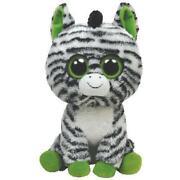 Beanie Boo Zebra