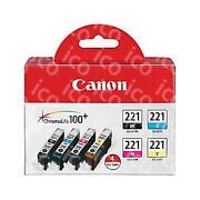 Genuine Canon CLI-221