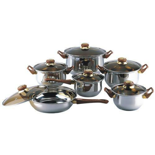 Pots And Pans Cookware Ebay