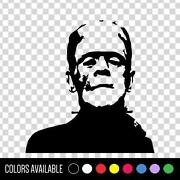 Frankenstein Sticker