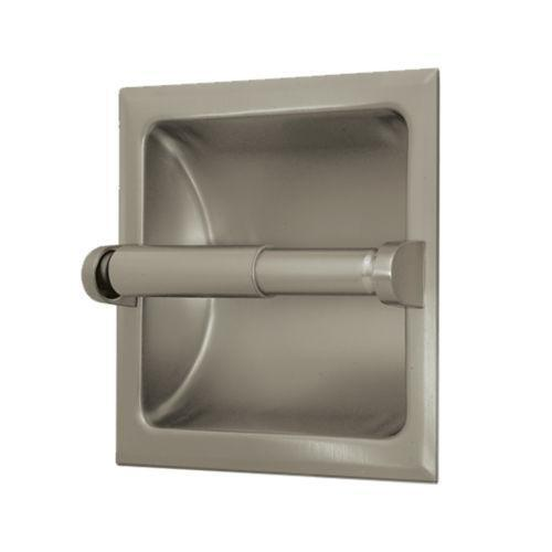 Recessed toilet roll holder ebay - Ceramic recessed toilet roll holder ...