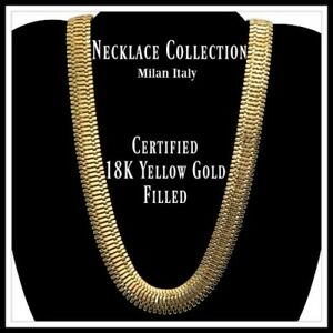 NECKLACE GOLD PLATED OVER SILVER BRAND NEW $40.00