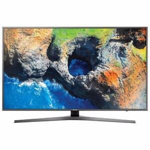 "Samsung 65"" 4K UHD HDR LED Tizen Smart TV (UN65MU7000FXZC) - Black"