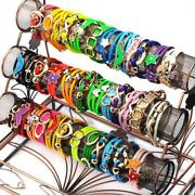 Friendship Bracelets Leather