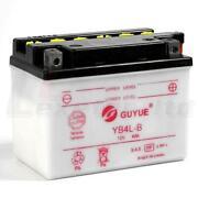 Piaggio Zip Battery