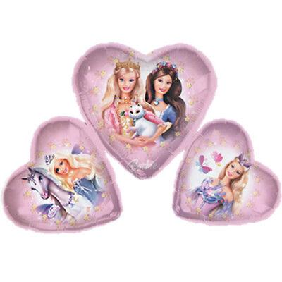 BARBIE Magic of Pegasus SUPERSHAPE FOIL MYLAR BALLOON ~ Birthday Party - Barbie Balloons