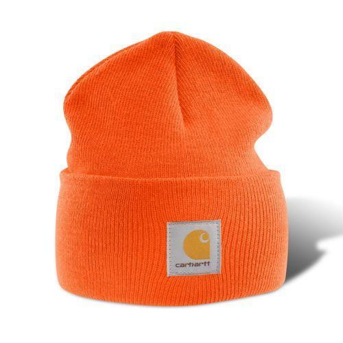 801e7573eeb Orange Beanie  Clothing