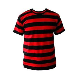 e94603baa1 Black and White Striped Shirt | eBay