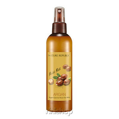 [NATURE REPUBLIC] Argan Essential Moist Hair Mist 220ml rinishop