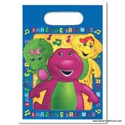 Barney Party Favors