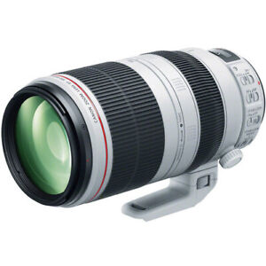Store Sale - CANON EF 100-400MM F4.5-5.6L IS II USM, Brand New