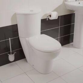 Brand new un-used toilet.