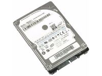 320 satahard drive for Laptop/Ps3-4/Xbox one or 360.