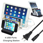 Port 4 Cell Phone Chargers & Cradles for Apple iPhone 4s