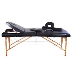 WWW.BETEL.CA || Pro Massage Physio Spa Esthetics Table Bed || WARRANTY || FREE DELIVERY || RED & BLACK