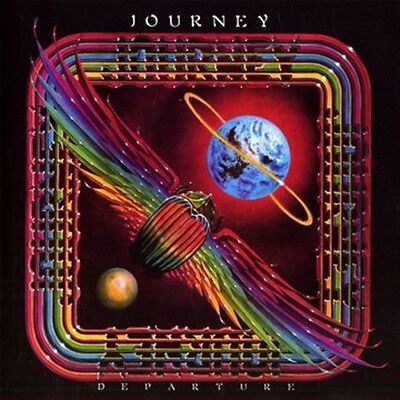 Journey   Departure  New Cd  Germany   Import