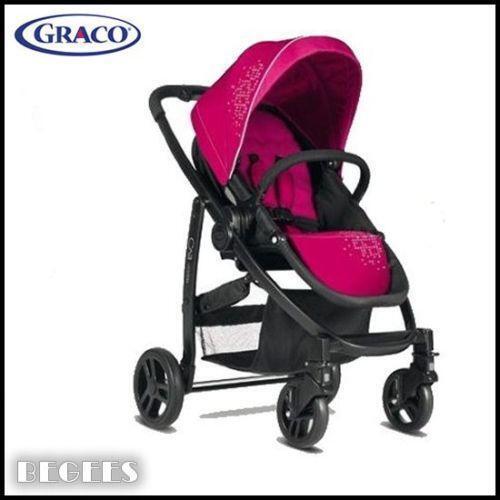 Graco Evo Baby Travel Systems Ebay