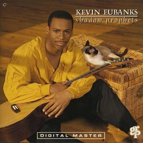 Kevin Eubanks - Shadow Prophets - audio cassette tape