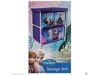 Disney Frozen Toy / Storage Box / Unit
