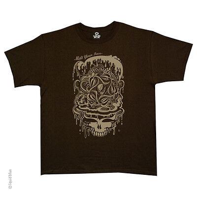 New Grateful Dead Melt Your Face T Shirt