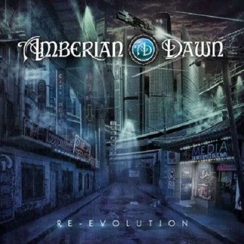 AMBERIAN DAWN - Re-Evolution CD