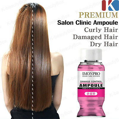 DAMAGED HAIR CARE Hair Salon Clinic Ampoule 15ml / Perfect Hair Care Ampoule