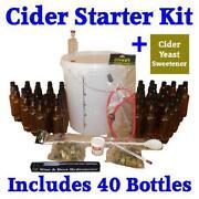 Cider Making Equipment