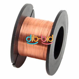 0-1MM-Copper-Soldering-Solder-PPA-Enamelled-Reel-Wire-Professional-Tool