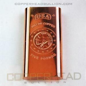 Copper Bar Bullion Ebay
