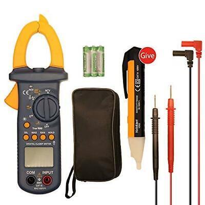 Multimeters Digital Clamp Meter Auto Range Acdc Multimeter Test 6000 Counts