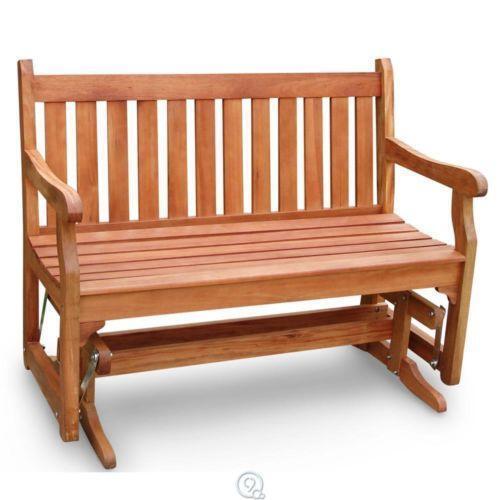 Wood Outdoor Furniture Ebay Wooden Garden Furniture 6 Seat Patio Set Ebay Wooden Garden Bench