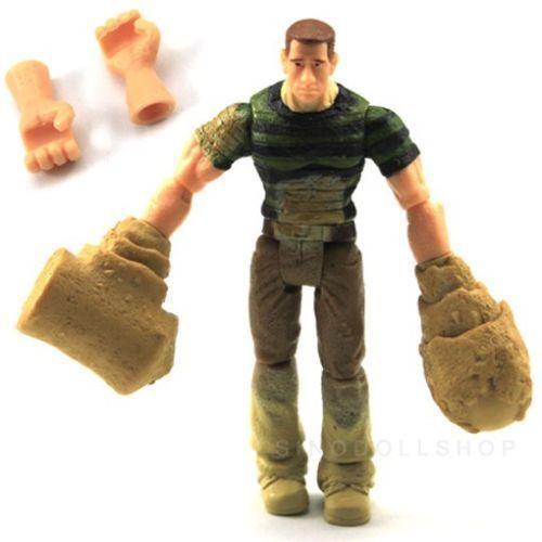 Spiderman 3 Sandman Toys   eBay