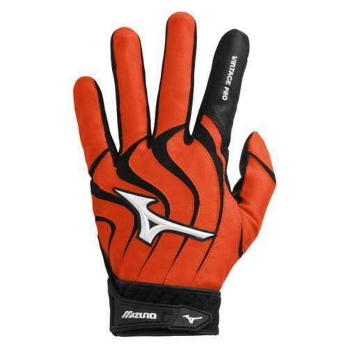 Nike Batting Gloves Orange