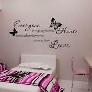 House Wall Stickers