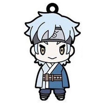 Naruto Boruto Mitsuki Rubber Key Chain Anime Manga Licensed MINT