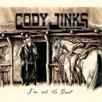 Cody Jinks   Im Not The Devil  New Cd