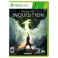 Dragon age inquisition (xbox 360) *New and barely used*