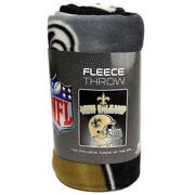 New Orleans Saints Blanket