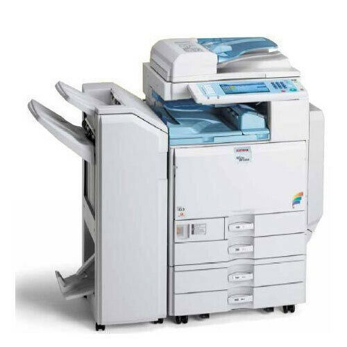 Office Printer Ricoh Aficio MP C2500 Not working well now