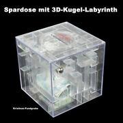 3D Kugel Labyrinth