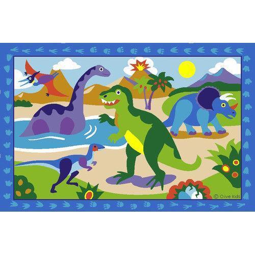 Dinosaur Rug Ebay