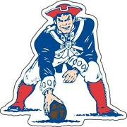 Patriots Wall Decal