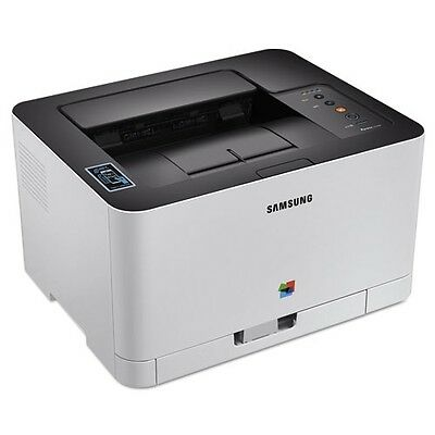 New Sealed Samsung Xpress Sl-c430w Wireless Color Laser Printer