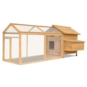 poulailler urbain cage a poule( neuf) (lapin)